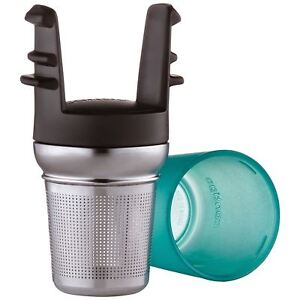 Contigo Tea Infuser for West Loop Travel Mug Brewing Attachment, Stainless Steel