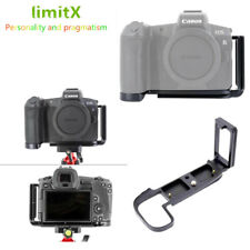 Quick Release L Plate Bracket Tripod Mount RRS Camera Grip for Canon EOS R