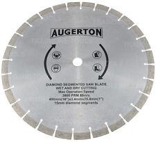 "16"" (400mm) Diamond Blade for Concrete Brick Tile Saws. Demo Demolition Cutting"