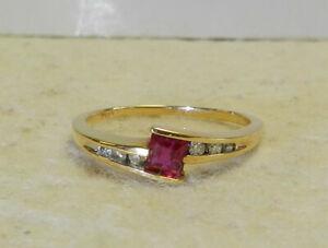 Nice Gold Ring Stamped 10k SR Size 9 3/4 2.4 Grams