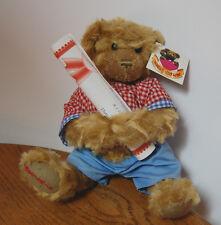 UK Metro 9th Limited Ed. Benjamin Teddy Bear #441/5000 Teddies with Love 2003