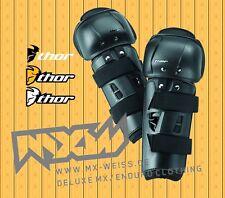 Thor Sector Knieschützer Knieprotektoren fox-schwarz Motocross Enduro MTB BMX