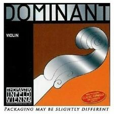 Thomastik-Infeld Dominant Violin String Set Synthetic Core 135B 1/16 Medium