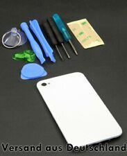 Back-Cover Rückseite Akku-deckel Reparatur-Set inkl. Werkzeug iPhone 4S weiß