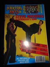 Martial Arts Illustrated Magazine April 1997 Vol. 9 No. 11 - Bruce Lee