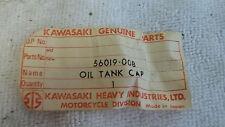 Kawasaki OEM NOS oil tank cap 56019-008 W1 W2SS Commander  #5094