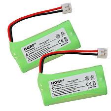 2x HQRP Rechargeable Batteries for V-Tech VTech AT&T BATT-6010 BATT6010 DECT 6.0