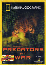 Documentary - National Geographic: Predators At War (DVD, 2008) Jeremy Irons NEW