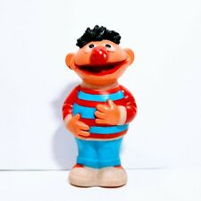 Vintage toy Ernie of Sesame Street from 1979