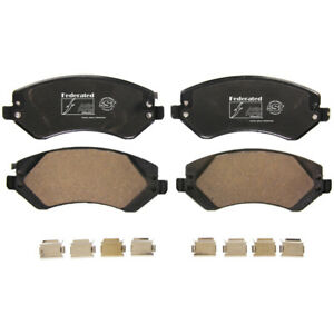 Disc Brake Pad Set Front Federated D856BC