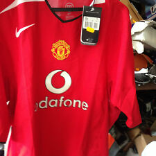 manchester unitedshirts2004/6  BNWL AT £10  IN 22/24 24/26 28/3  INCH S OR X/SBO