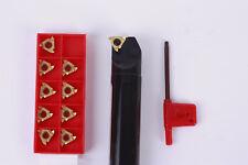SNR0025S16 + 16IR AG60 1020 CNC INSERT Threading Turning Boring Bar Holder