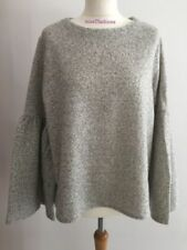 Marks and Spencer Waist Length 3/4 Sleeve Jumpers & Cardigans for Women