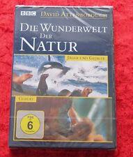Die Wunderwelt der Natur Jäger und Gejagte Geburt, BBC Weltbild DVD Neu
