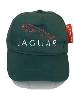 Embroidered Jaguar Baseball Cap with Embroidered Jaguar Logo Gifts Hats Cars