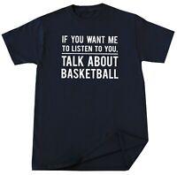 Basketball Player Funny Shirt Birthday Christmas Gifts for Him Her Humor T-shirt