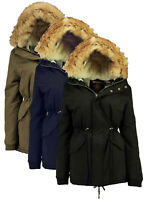 Giacca Giubbotto Parka Ampuria Lady Geographical Norway Donna WQ833F/GN