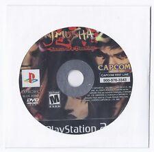 Onimusha 2: Samurai's Destiny (Sony PlayStation 2, 2002)