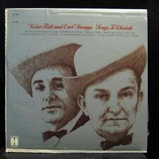 EARL SCRUGGS LESTER FLATT songs to cherish LP VG+ HS 11265 Vinyl 1968 Record