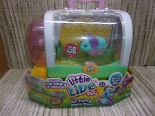 Little Live Pets Lil' Fluffy Mouse House with Mouse SNOOZLES