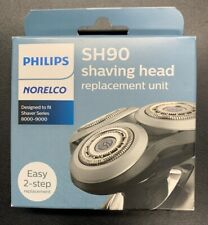 GENUINE OEM Philips Norelco SH90/72 Replacement Heads Cartridge Refill NEW