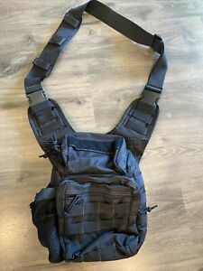 Patrol Go Bag Police Gear Medical Tactical Organizer for Law Enforcement