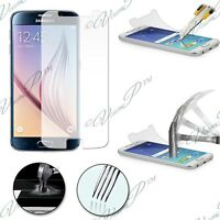 3 Films Verre Trempe Protecteur Protection Samsung Galaxy S6 SM-G920/ SM-G9200