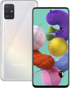 "Samsung Galaxy A51/128GB/6GB Ram 6.5"" 48MP Dual SIM Unlocked Prism Crush Black"