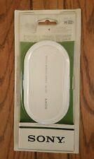 New Sealed Sony SRS-TP1 White Portable Stereo Travel Speaker NIB
