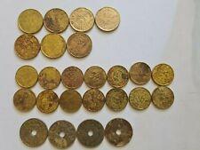 DENMARK DANISH KRONA coins 300 krona (20 10  5 DDK coins) FREE P&P