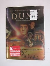 Dune - Extended Version (DVD, 2006, 2-Disc Set) Steelbook case - BRAND NEW  SEAL