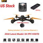 Hubsan X4 H507D  FPV 5.8G GPS RC Quadcopter w/720P cCamera Headless Drone RTF