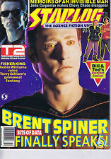 STAR TREK / TERMINATOR 2 / BILL & TED	Starlog	no.	171