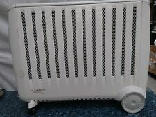 Dimplex Twin panel oil free 2 KW radiator Electronic climate control RRP £139.99