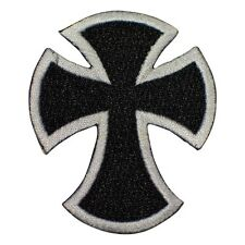 Christian Cross Applique Patch (Iron on)