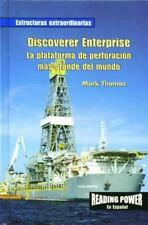 Discoverer Enterprise: LA Plataforma De Perforacion Mas Grande Del Mundo (Estruc