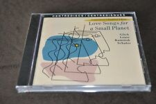 Vancouver Chamber Choir - Love Songs for a Small Planet (CD, 1994, Centrediscs)