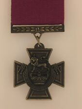SOLID BRONZE  British VICTORIA CROSS Medal Gallantry Award SUPERIOR QUALITY