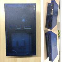 PS2 SCPH-37000 SONY PlayStation2 Ocean Blue Body Console Only from Japan USED
