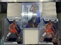 2019-20 Mosaic Zion Williamson NBA Debut & Blue Chip. Invest🔥lot of 3