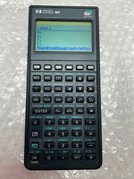 VINTAGE 1993 HEWLETT PACKARD HP 48G GRAPHING CALCULATOR - TESTED WORKING