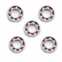 5pcs Dental Ceramic Bearing Ball Using For NSK Air Turbine High Speed Handpiece