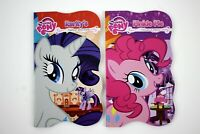 2 MY LITTLE PONY, Rarity's & Pinkie Pie Bendon Board Books for Children