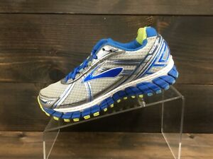 Brooks Adreneline GTS 15 Womens Blue Running Casual Shoes Ladies 6.5 Excellent