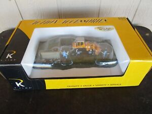 K-LINE O SCALE EARTHMOVER CONSTRUCTION SCENE K-42413