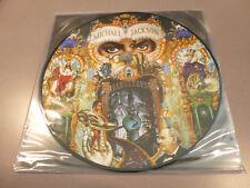 Michael Jackson - DANGEROUS - 2LP ltd. Picture Vinyl /// Neu