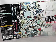 Fort Minor The Rising Tied JAPAN AUDIO CD USATO OTTIMO ED GIAPPONESE VBCJ 53458