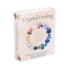 Crystal Healing 12 Stones Spiritual Wellness Gemstones Buddha Spirituality