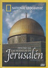 SEALED - Dentro De Las Murallas De Jersalen DVD NEW Jerusalem SHIPS NOW !