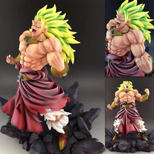 DBZ- Dragon-Ball-Z-Dragon Ball AF-SSJ3-BROLY-BROLI-Resin statue Figure-NEW